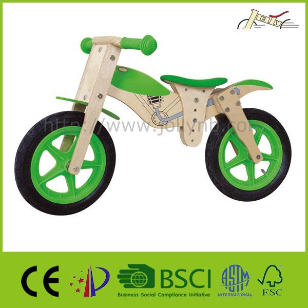 Wooden Balance Bike Jolly China